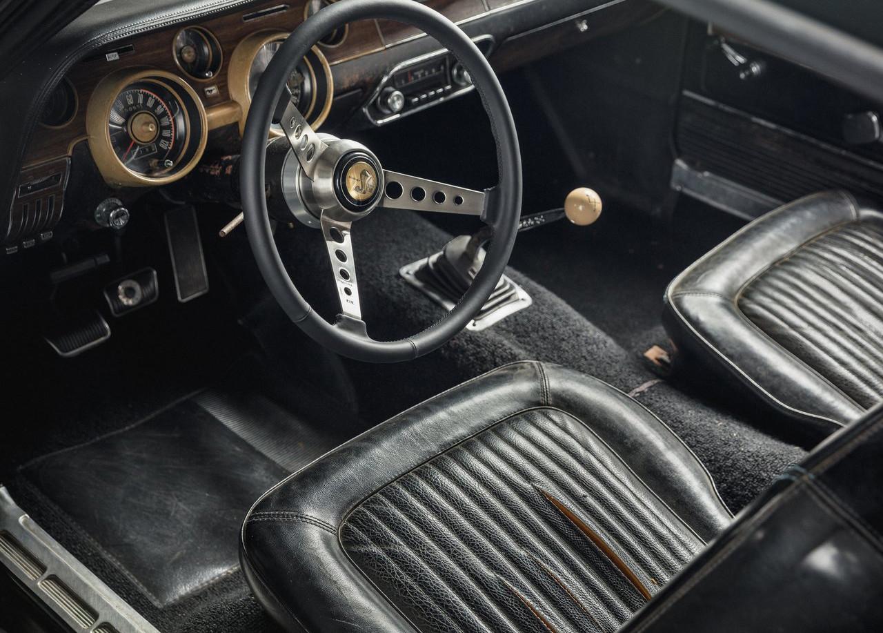 Foto de Ford Mustang Bullitt 1968 (6/13)