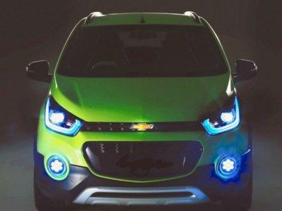 Chevrolet Beat Cross Concept, el Spark con botas de montaña ha llegado
