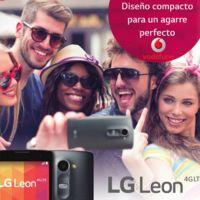 LG Leon llega a Vodafone para reforzar la gama básica
