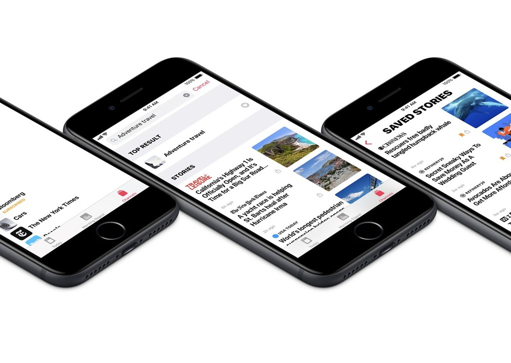 Los medios online se muestran reacios a la versión de pago de Apple News, según el WSJ