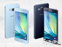 Samsung Galaxy A3 y A5, la línea de diseño premium de Samsung se amplia