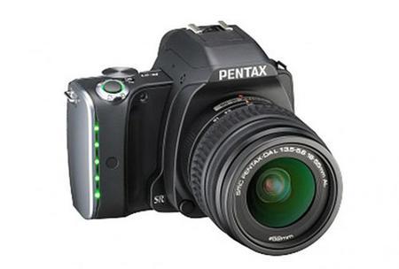 La Pentax K-S1 es un hecho: se han filtrado las primeras fotografías de la nueva DSLR