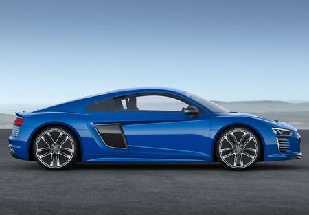 Audi R8 E Tron 3