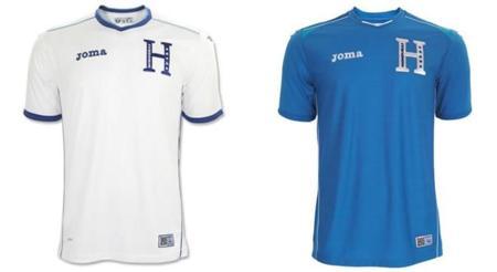 Playera de Honduras