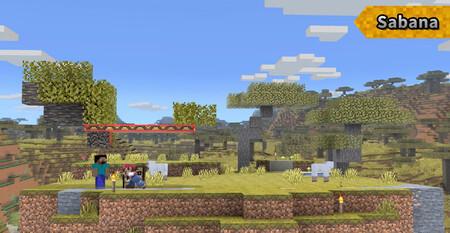 Super Smash Bros Ultimate Minecraft Etapa 03