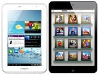 Las tablets Samsung recortan terreno a Apple, mientras Android se hace con el 63% del mercado