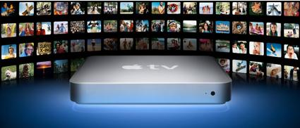 Se confirma que la AppleTV es compatible con la mayoría de TV