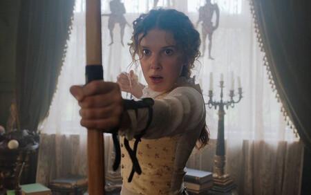 Millie Bobby Brown lo borda como hermana pequeña de Sherlock Holmes en 'Enola Holmes', la película que Netflix acaba de estrenar