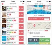 Si buscas un gimnasio al que ir de forma puntual, GymForLess es tu app