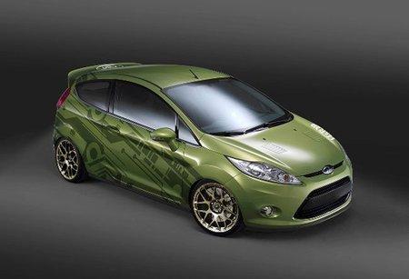 Ford Fiesta by H&R Springs