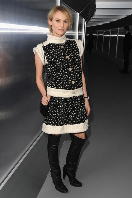 Diane Kruger Paris