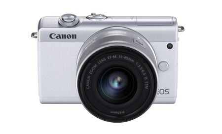 Canon Eos M200 White