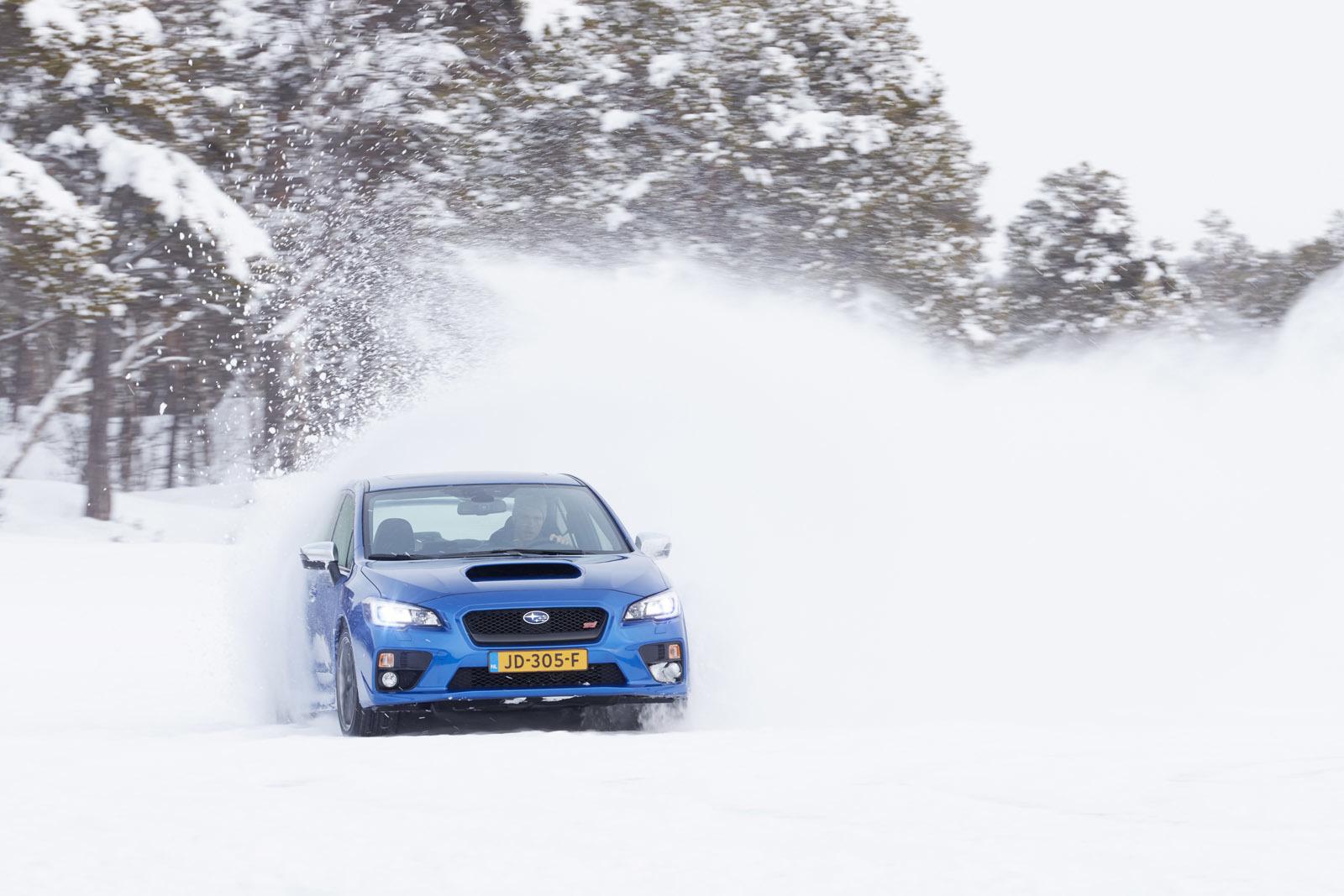 Foto de Subaru Snow Drive 2016 (103/137)