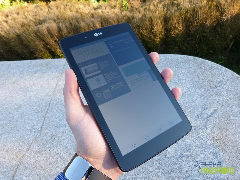 Foto de LG G Pad 7.0, diseño (12/17)