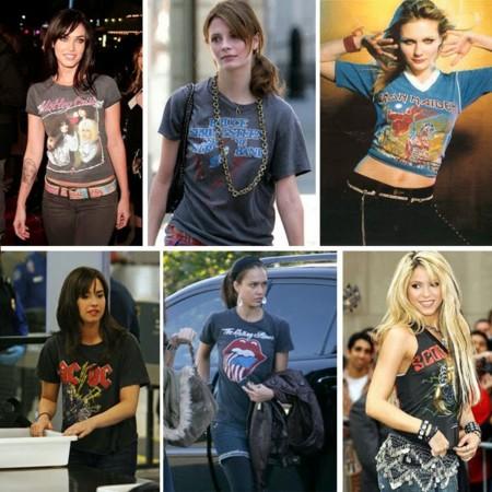 Rock T Shirts 01