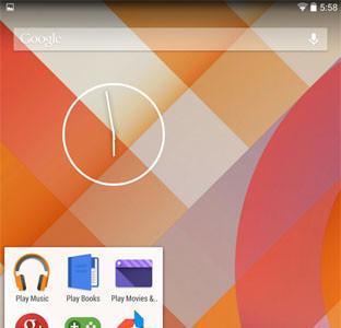 Google estaría rediseñando los iconos de sus aplicaciones para Android