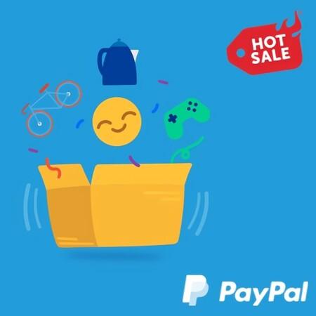 Promociones de PayPal en el Hot Sale 2021