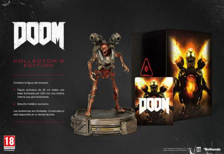 Doom Edicion Coleccionista