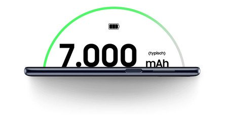 Samsung Galaxy M51 Bateria
