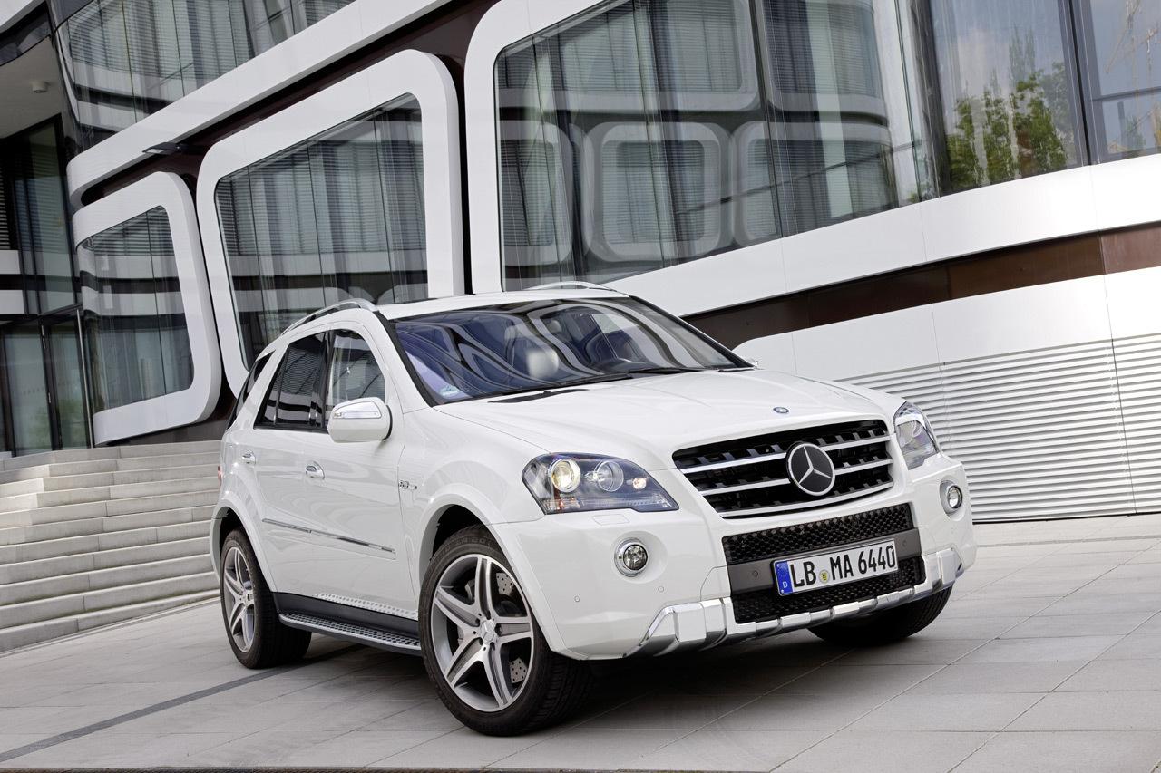 Foto de Mercedes-Benz ML 63 AMG 2010 (1/7)