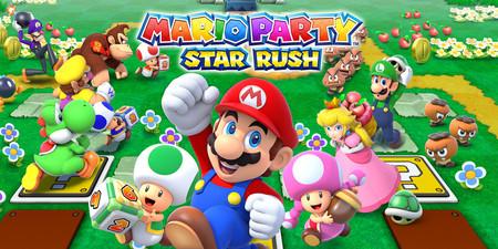 Todos los minijuegos de Mario Party: Star Rush en un gameplay