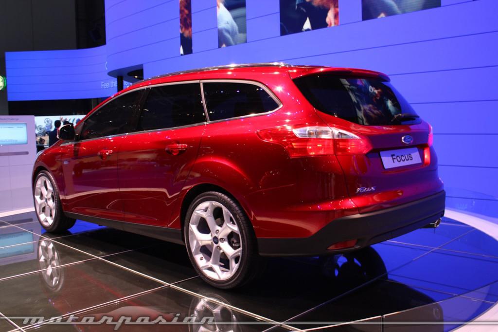 Foto de Ford Focus 2012 en el Salón de Ginebra 2010 (9/13)