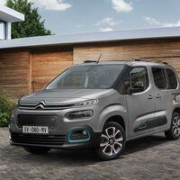 Las Citroën Berlingo eléctricas ya tienen precio: la cero emisiones de esta furgoneta superventas parte de los 28.950 euros