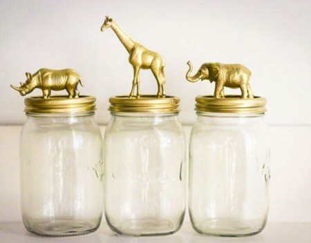 Diy Gold Animal Projects
