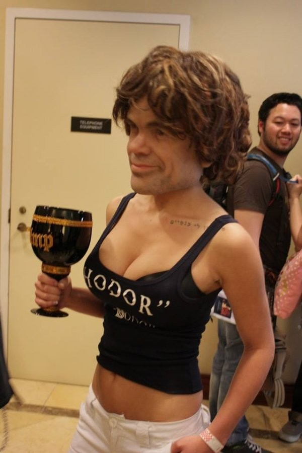 Sexy Tyrion Lannister