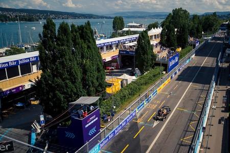 La Fórmula E devuelve la ilusión de las carreras a Suiza 60 años después