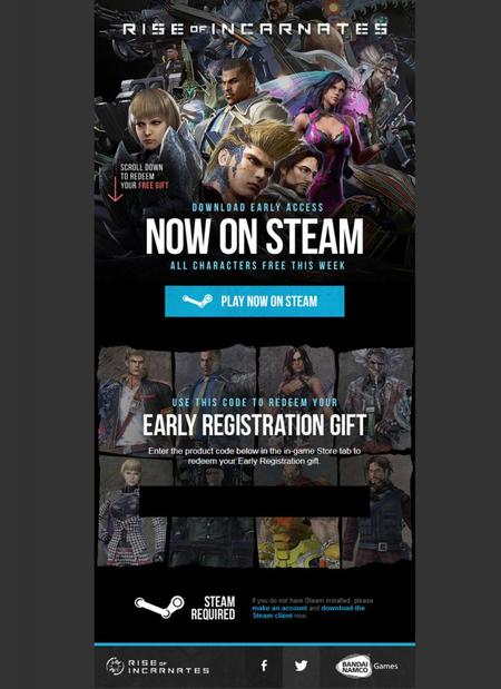 Rise Of Incarnates Ya Se Encuentra En Steam Early Access