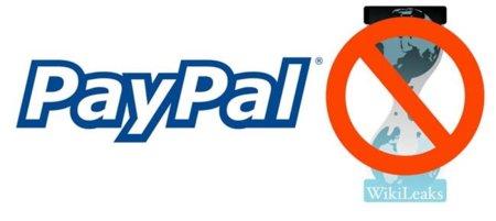 Aumenta la presión sobre WikiLeaks: PayPal cancela su cuenta para recibir donativos