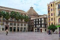 Estudiantes extranjeros en Málaga
