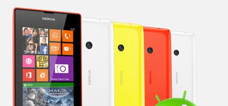 ¡Es posible! Los Lumia 520 y 525 ejecutando CyanogenMod 13 con Android Marshmallow
