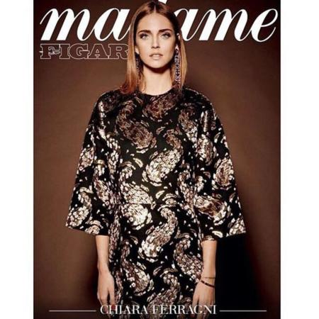 Chiara Ferragni acapara otra portada más en Madame Figaro, ¿dónde está su límite?
