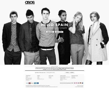 Asos, otra tienda de ropa online en España