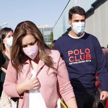 María José Campanario, de nuevo ingresada en el hospital a causa de la enfermedad que sufre desde hace años