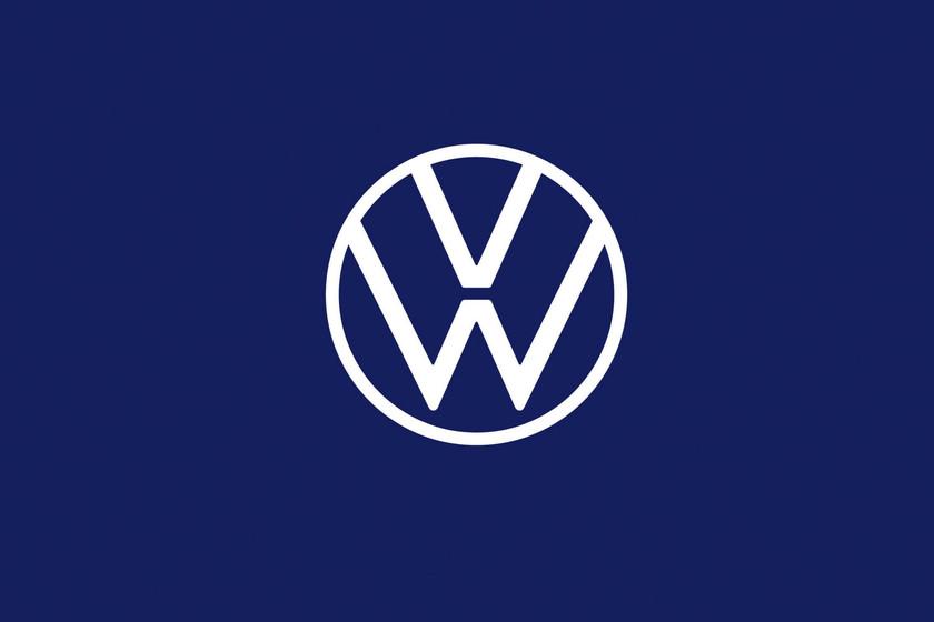 Volkswagen estrena imagen de marca con un logo simplificado que viene con sonido