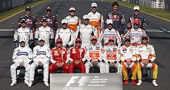 Felipe Massa y Adrian Sutil se unen a la GPDA