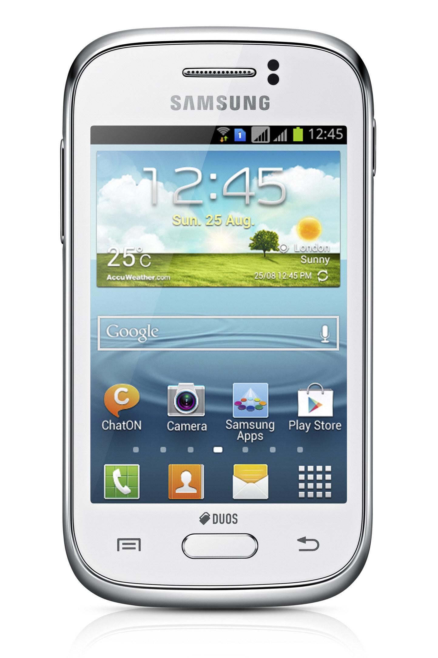 Foto de Samsung Galaxy Fame (2/5)