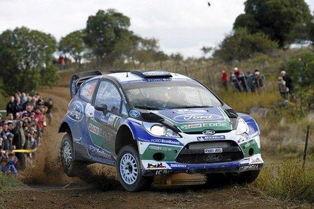 Rally de Argentina 2012: Victoria de Sébastien Loeb, Dani Sordo abandona