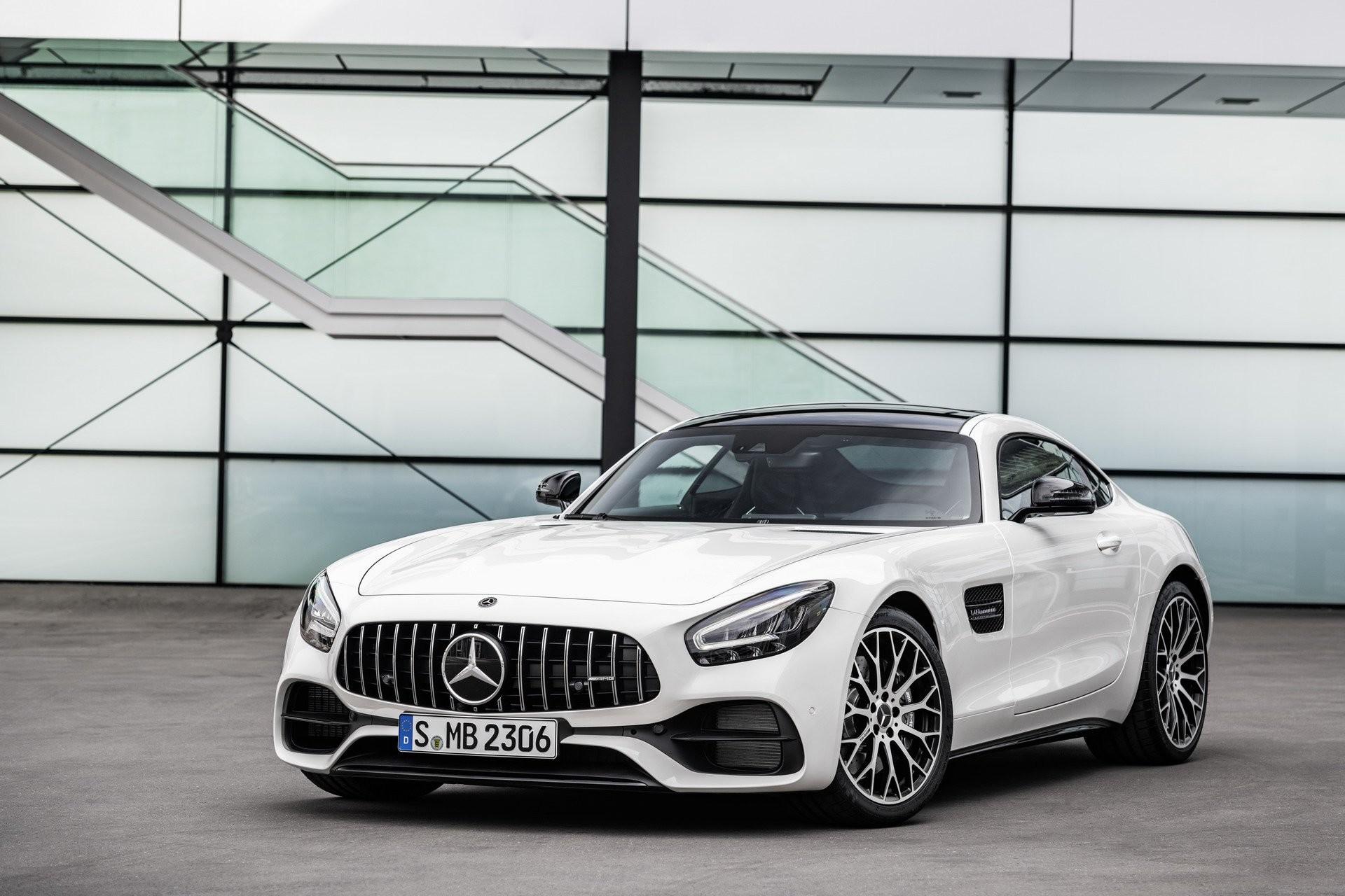 Foto de Mercedes-AMG GT 2020 (1/44)