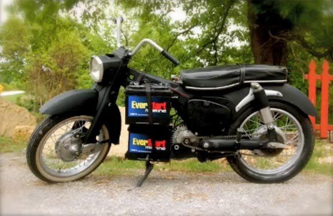 Cómo construir tu propia moto eléctrica