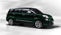 Fiat 500L Living: siete plazas para siete años