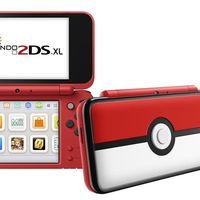New Nintendo 2DS XL Edición Especial Pokéball: sólo 119 euros para hacerte con todos los Pokémon