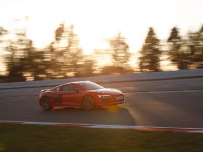 Probamos los 610 CV del Audi R8 V10 Plus... ¡y están ahí para disfrutarlos!