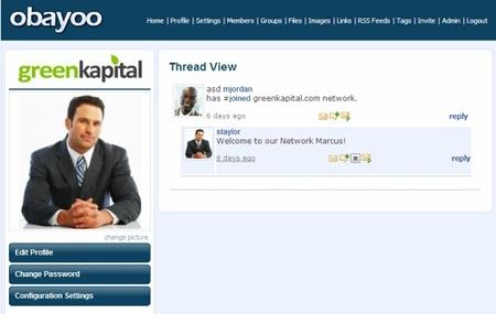 Obayoo, microblogging para empresas