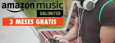 Vuelve la promoción del 'Spotify' de Amazon': tu música favorita gratis durante 3 meses con Music Unlimited