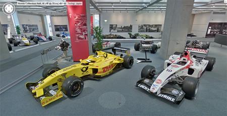 Honda Collection Hall, otra visita virtual