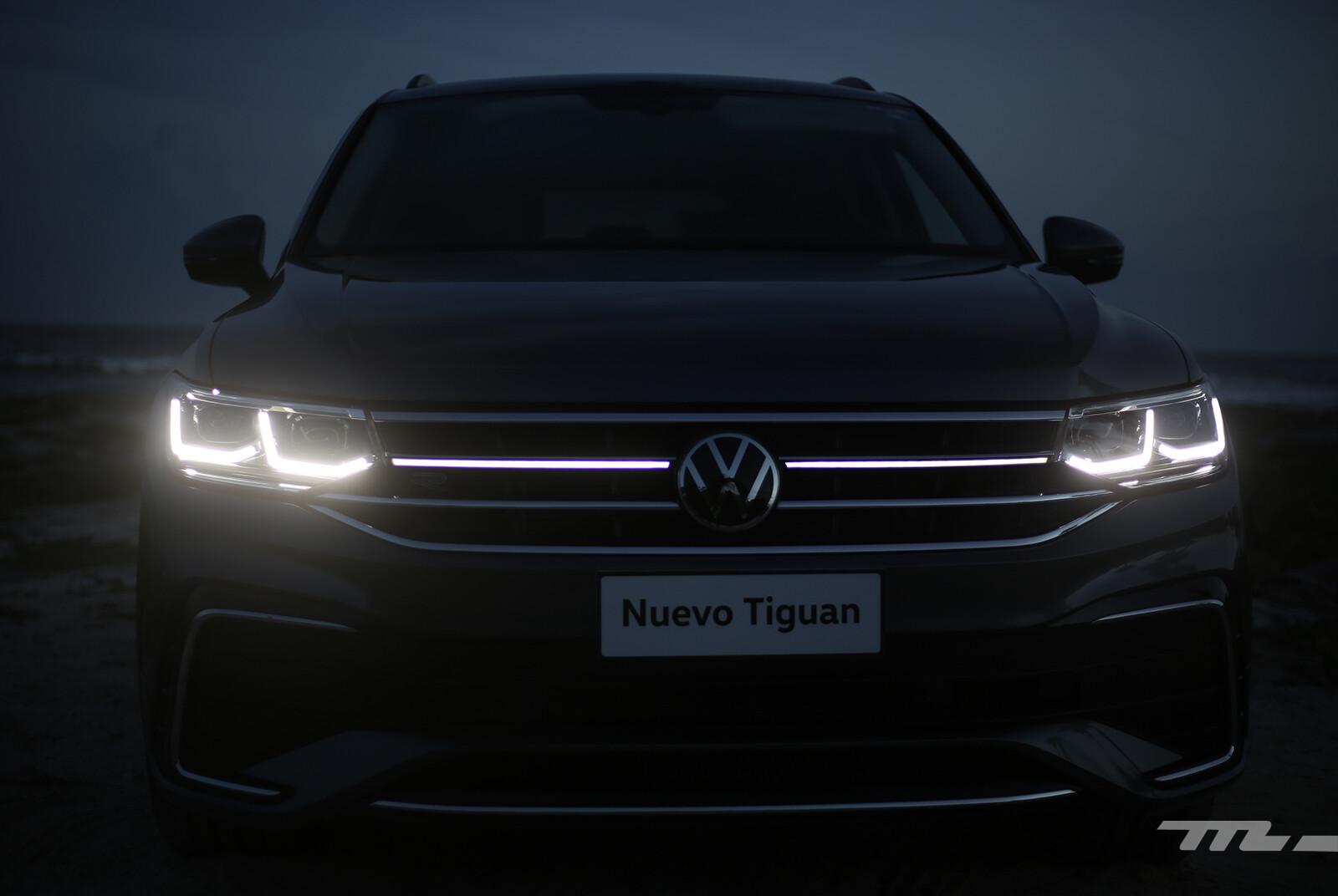 Foto de Volkswagen Tiguan 2022 (lanzamiento) (10/22)